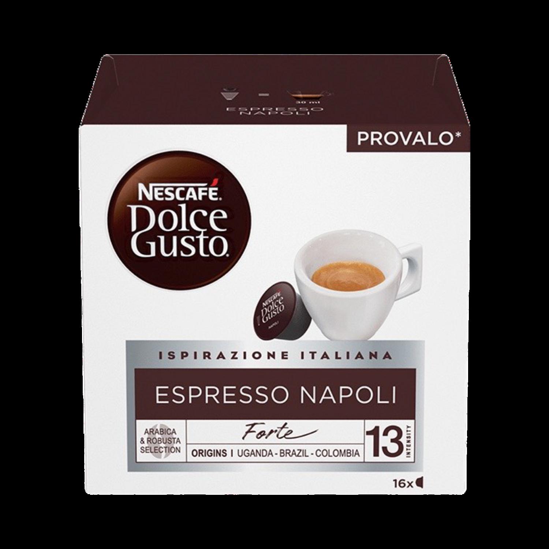 Nescafe Dolce Gusto Italian Edition Napoli x16 капсули