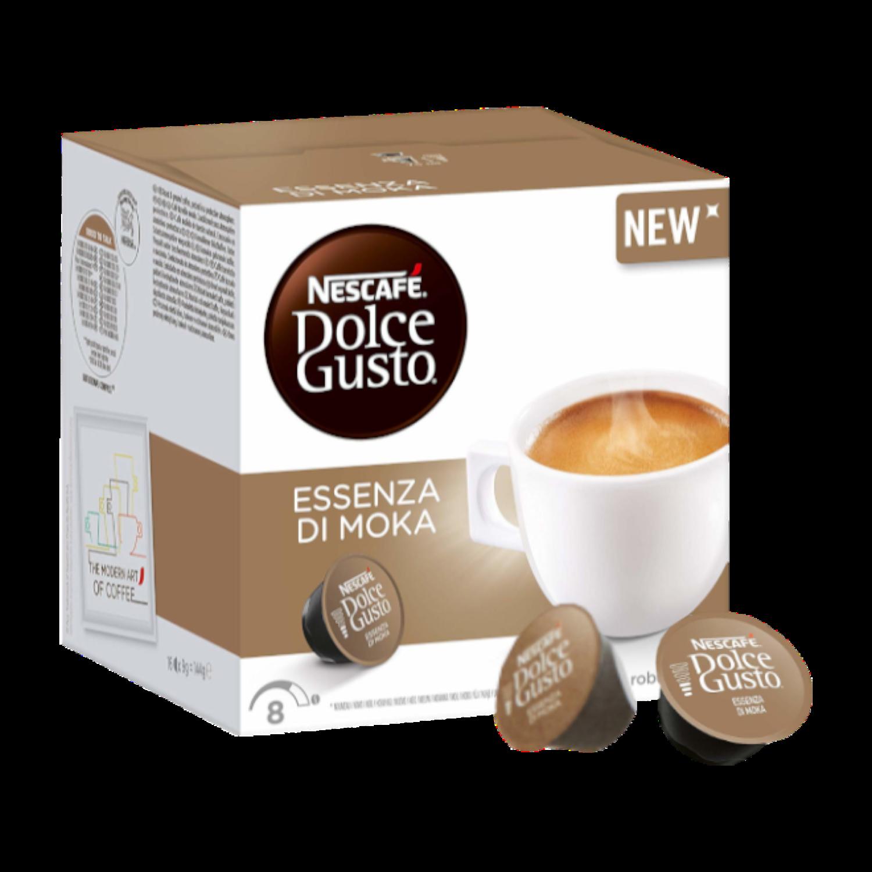 Nescafe Dolce Gusto Italian Edition Essenza Di Moka espresso x16 капсули