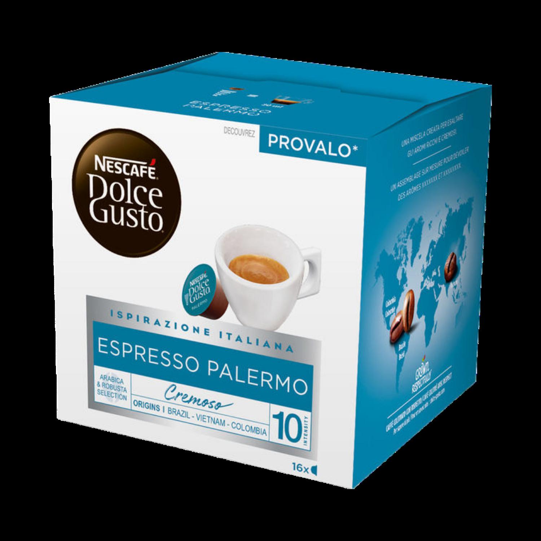Nescafe Dolce Gusto Italian Edition Palermo x16 капсули