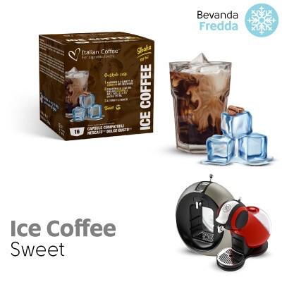 Italian Coffee Dolce Gusto Ice Coffee (Нескафе) x16 капсули