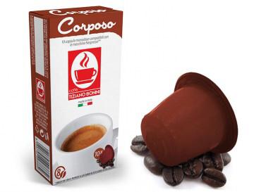 Tiziano Bonini Nespresso Corposo espresso 10пар.