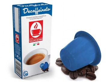 Tiziano Bonini Nespresso*Decaffeinated espresso 10пар