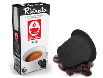 Tiziano Bonini Nespresso Ristretto espresso 10пар.