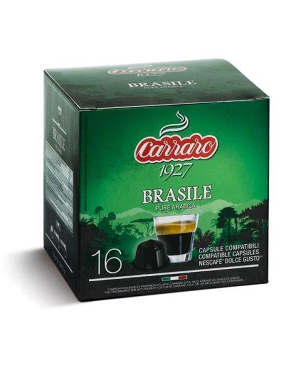 Carraro Dolce Gusto Specialty Brasile  16 парчиња