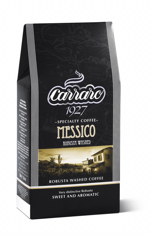 Carraro Messico Specialty Мелено еспресо 250 гр.