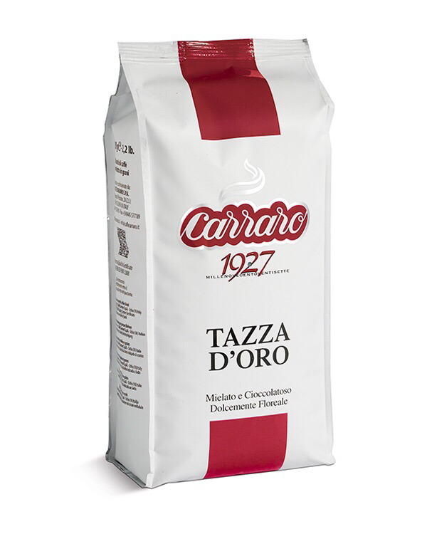 Tazza d' Oro 90% Арабика 1 kg зрно