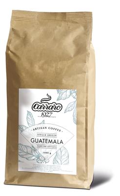 Carraro Guatemala Antigua Specialty Artisan Arabica еспресо зрно 1 кг