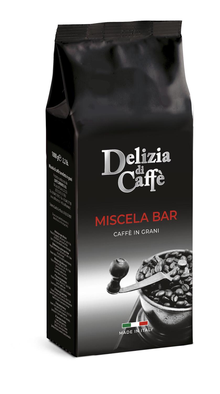 Carraro Delizia di Caffe 1kg зрно
