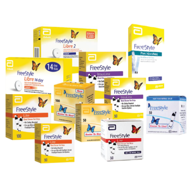 Sell FreeStyle Test Strips and Sensors