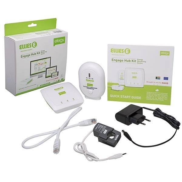 Power Monitoring System Hub