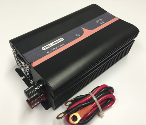 600w 12 volt pure sine wave inverter