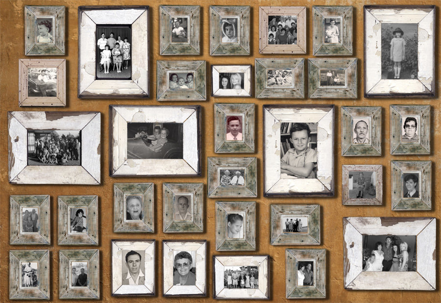 Wall of Fame Size(1500mm x 1000mm)