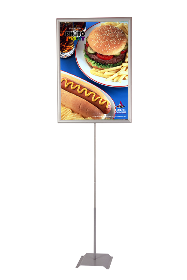 Poster Stand Standard Base