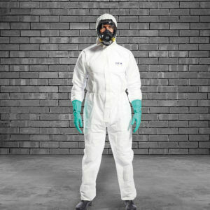Clothing- Coverall - BizTex SMS Coverall Type 5/6 (PORTWEST) box of 50