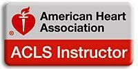 ACLS Instructor Lapel Pin 80-1158