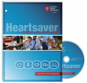 2015 Heartsaver First Aid CPR AED Instructor Manual AHA