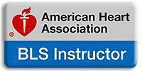 BLS Instructor Lapel Pin 80-1160