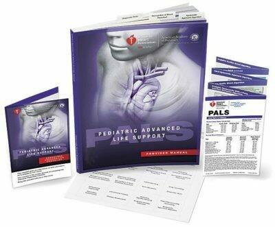 Pediatric Advanced Life Support (PALS) Provider Manual 15-1058