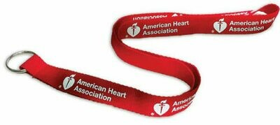 Lanyard American Heart Association