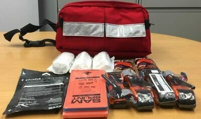 Active Shooter Kit – OTS - Hawkespack 617-029