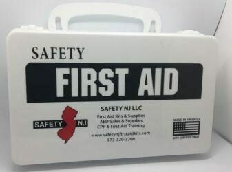 First Aid Kit - 10PW - ANSI General Purpose - Certified 202-012