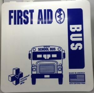 First Aid Kit - 24PW School Bus - Certified - 203-099
