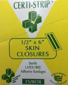 Adhesive Bandage - 1/2