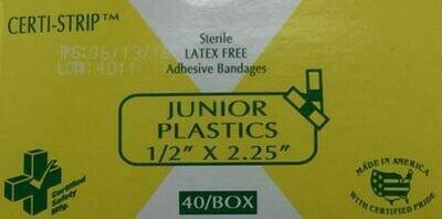 Adhesive Bandages - 1/2