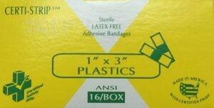 Adhesive Bandages - 1