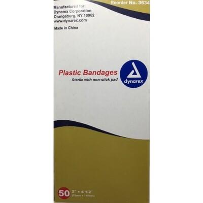 Adhesive Bandages Plastic  2