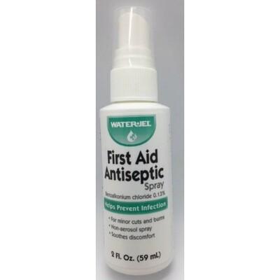 Antiseptic BZK Spray - Non-Aerosol 2 oz - Certified 512-043