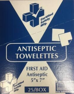 Antiseptic Towelettes 5