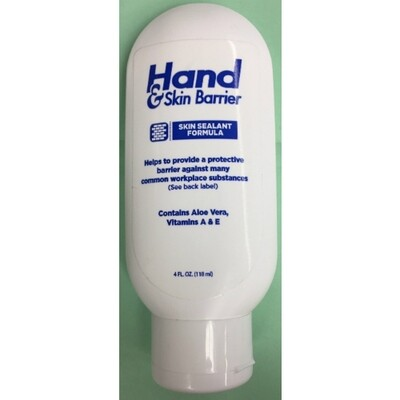 CoreTex Hand and Skin Barrier 4 F. Oz (Sold Individually)