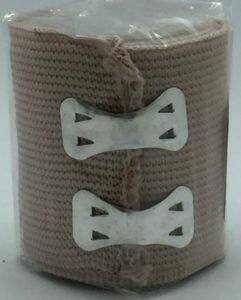 Elastic Bandage - w/ Clips - Certified - Multiple Sizes*