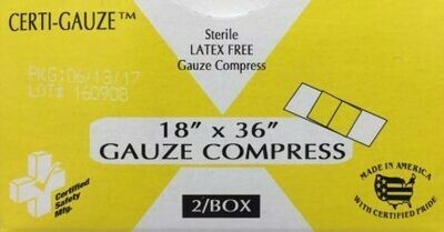 Gauze Compress - 18