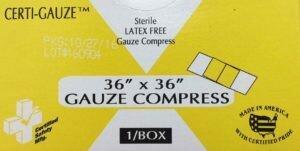 Gauze Compress - 36