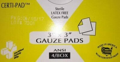 Gauze Pad - 3