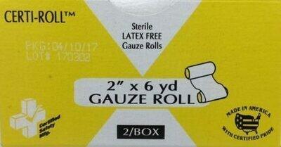 Gauze Roll - 2