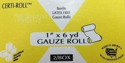 Gauze Roll- 1
