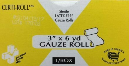 Gauze Roll - 3