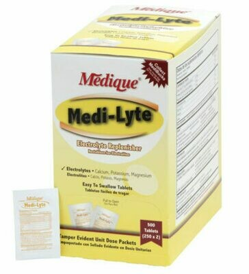 Medi-Lyte 50/2's  Electrolytes Replacement 03033