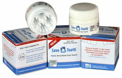 Save-A-Tooth® Preserving Jar (sold individually) R512-029