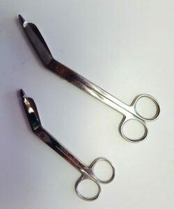 """Scissors - Lister Bandage Scissors 7 1/4"""""""