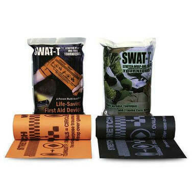 Swat-T Tactical Tourniquet  (Orange)