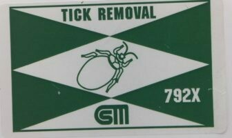 Tick Removal Kit - 792X -Poly Box - Certified 216-005