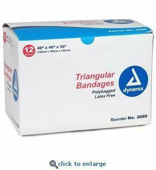 Triangle Bandage - Dynarex 3680 - 12/box