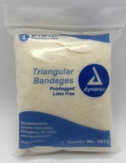 Triangular Bandage 12/pk