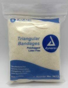 Triangular Bandage- Sling - Dynarex - (Sold Individually)