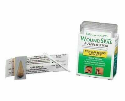 WoundSeal -2/Applicaor - 2/Tear Drop- Green R510-011