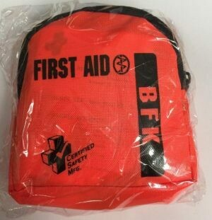 Body Fluid Kit - XLP - National Standard Body Fluid Kit - Orange Nylon Pouch 200-919